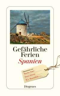 Gefährliche Ferien - Spanien Cover