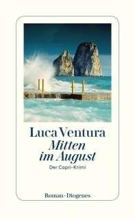 Mitten im August Cover