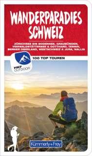 Wanderparadies Schweiz Cover