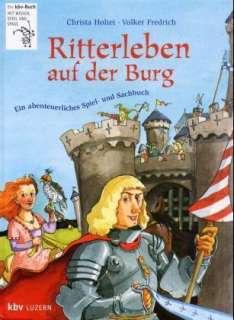 Ritterleben auf der Burg Cover