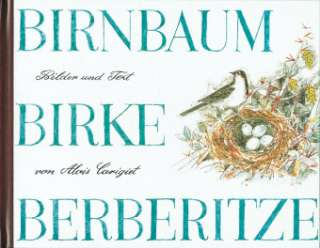 Birnbaum Birke Berberitze Cover