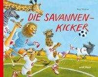 Die Savannenkicker Cover
