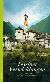 Tessiner Verwicklungen Cover