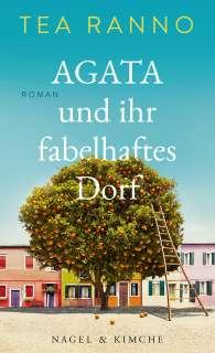 Agata und ihr fabelhaftes Dorf Cover
