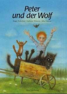 Peter und der Wolf Cover