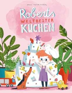 Roberts weltbester Kuchen Cover