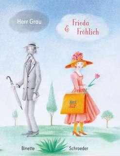 Herr Grau & Frieda Fröhlich Cover