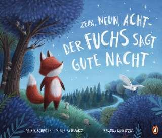 Zehn, neun, acht - der Fuchs sagt gute Nacht Cover