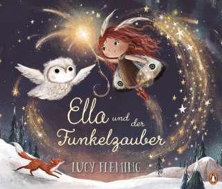Ella und der Funkelzauber Cover