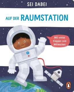 Sei dabei! - Auf der Raumstation Cover
