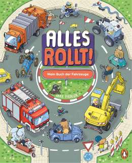 Alles rollt! Cover