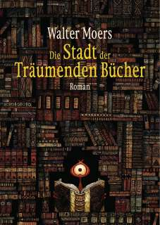 Die Stadt der Träumenden Bücher Cover