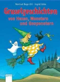 Von Hexen, Monstern und Gespenstern Cover