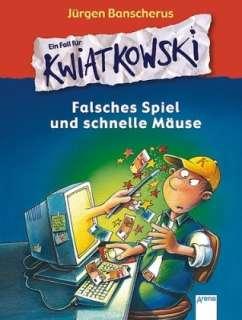 Falsches Spiel und schnelle Mäuse Cover