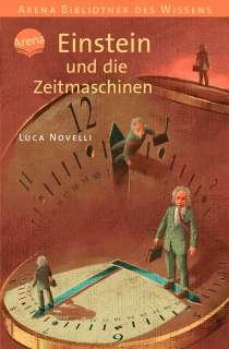 Einstein und die Zeitmaschinen Cover