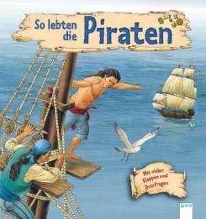 So lebten die Piraten Cover