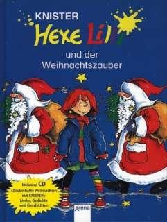 Hexe Lilli und der Weihnachtszauber Cover