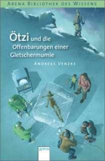 Ötzi und die Offenbarungen einer Gletschermumie Cover