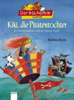 Kiki, die Piratentochter Cover