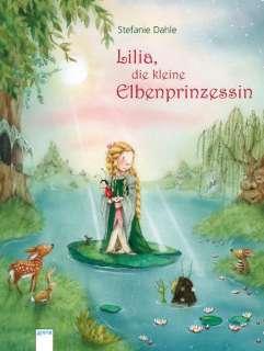 Lilia, die kleine Elbenprinzessin Cover