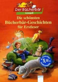 Die schönsten Bücherbär-Geschichten für Erstleser Cover