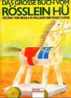 Das grosse Buch vom Rösslein Hü Cover