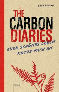 The Carbon Diaries  Cover