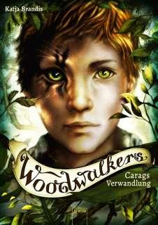 Woodwalkers 1 - Carags Verwandlung Cover