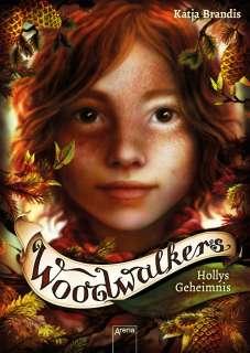 Woodwalkers 3 - Hollys Geheimnis Cover