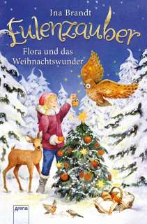 Flora und das Weihnachtswunder (Extraband) Cover