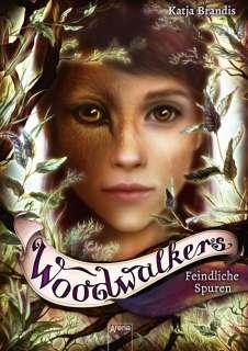 Woodwalkers 5 - Feindliche Spuren Cover