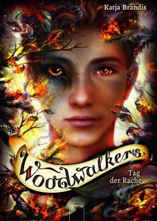 wooswalkers 6 - Tag der Rache Cover
