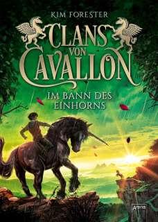 Im Bann des Einhorns Cover