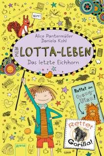 Das letzte Eichhorn Cover