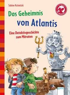 Das Geheimnis von Atlantis Cover