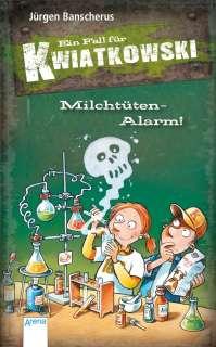 Milchtüten-Alarm! Cover