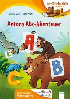 Antons Abc-Abenteuer Cover