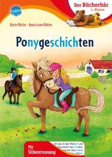 Ponygeschichten Cover
