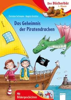 Das Geheimnis der Piratendrachen Cover