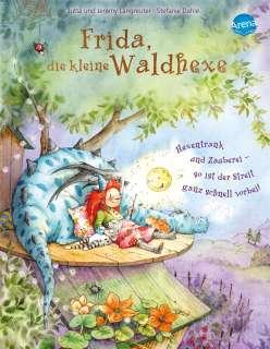 Frida, die kleine Waldhexe Cover