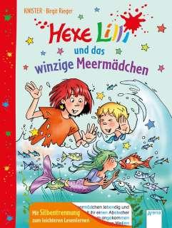 Hexe Lilli und das winzige Meermädchen Cover