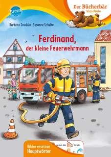 Ferdinand, der kleine Feuerwehrmann Cover