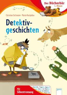 Detektivgeschichten Cover