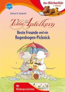 Beste Freunde und ein Regenbogen-Picknick Cover