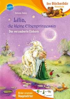 Das verzauberte Einhorn Cover