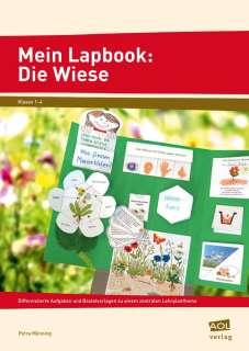 Mein Lapbook: die Wiese Cover