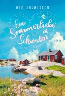Eine Sommerliebe in Schweden Cover