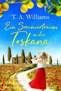 Ein Sommertraum in der Toskana Cover
