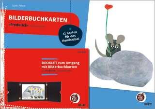 """Bilderbuchkarten """"Frederick"""" von Leo Lionni Cover"""