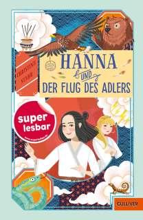 Hanna und der Flug des Adlers Cover
